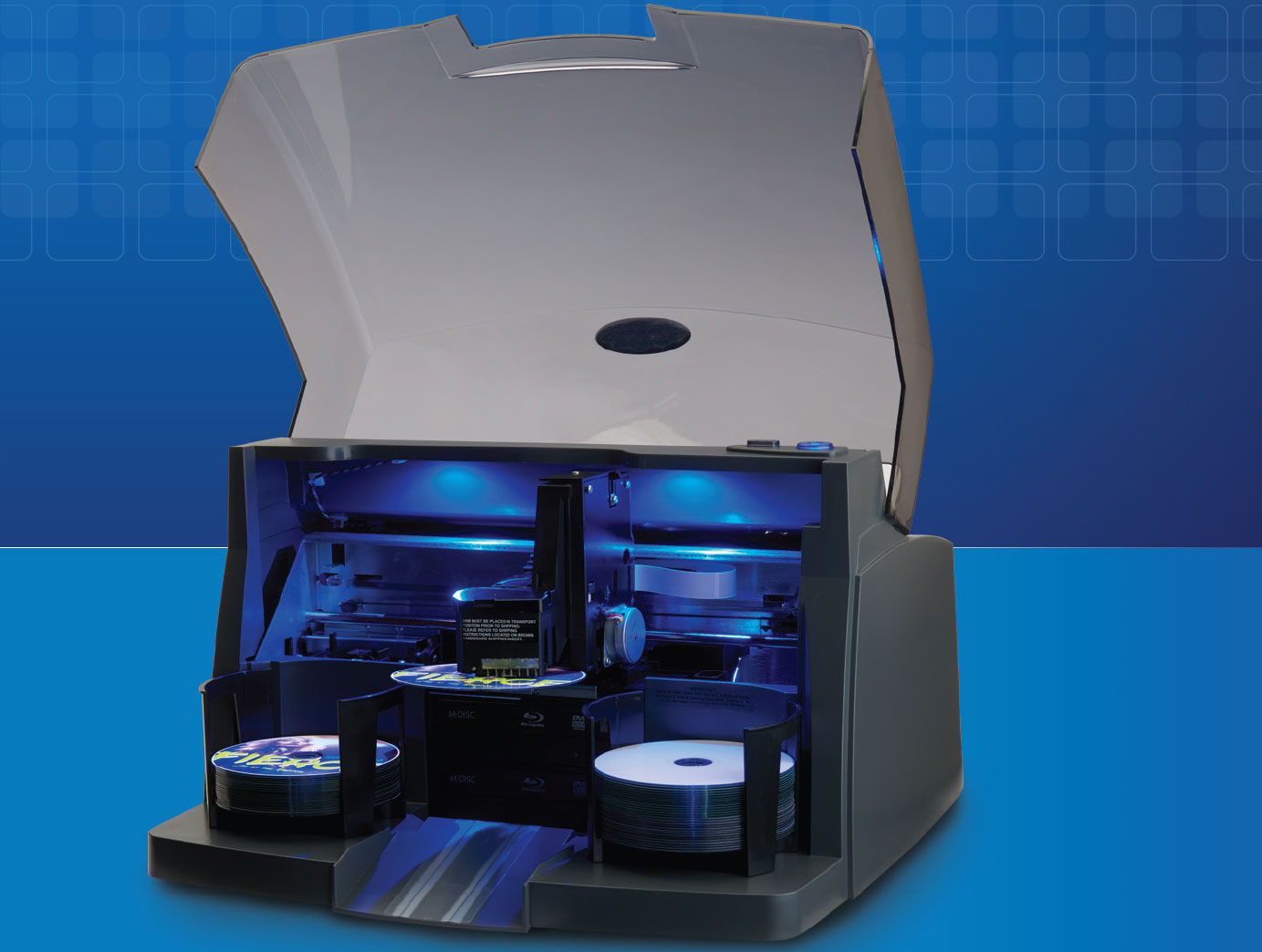 Primera Introduces Bravo 4200-Series Disc Publishers