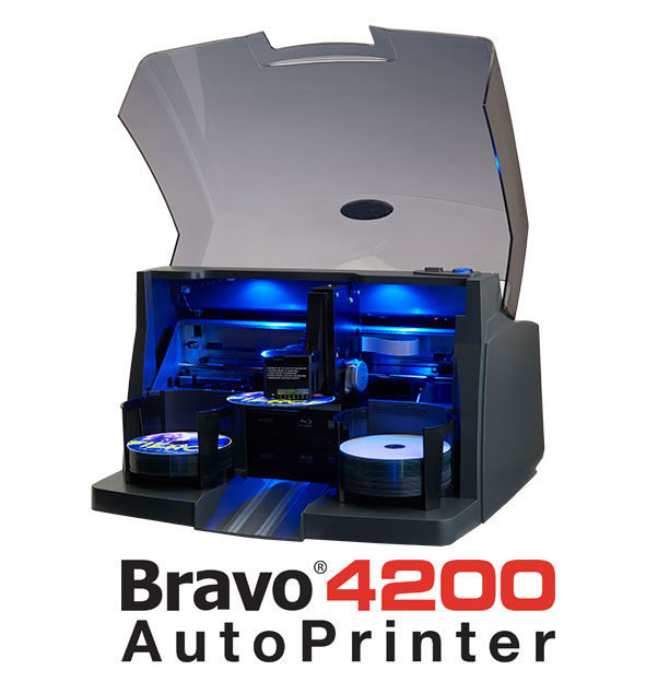 Bravo 4200 Autoprinter