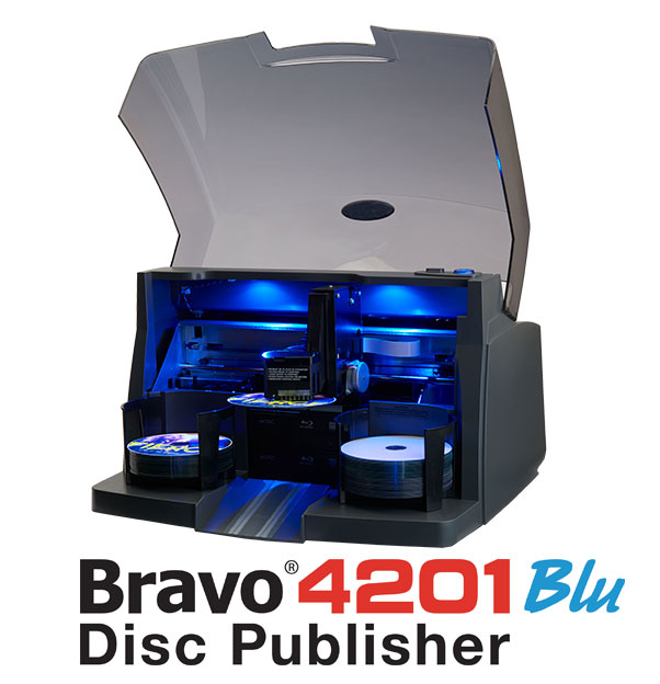 Bravo 4201 Blu Disc Publisher