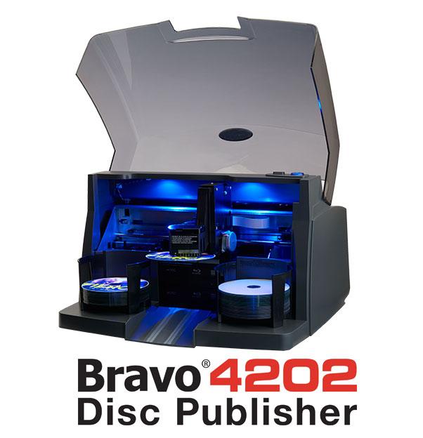 Bravo 4202 Disc Publisher