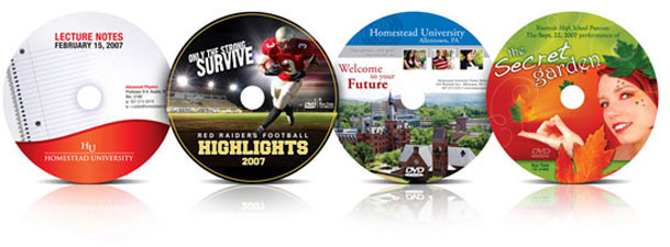 Education DVDs