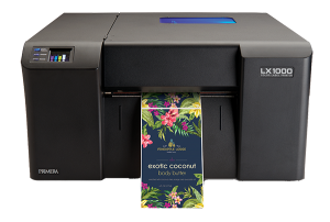 LX1000 Color Label Printer
