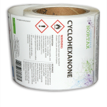 GHS Chemical Labels