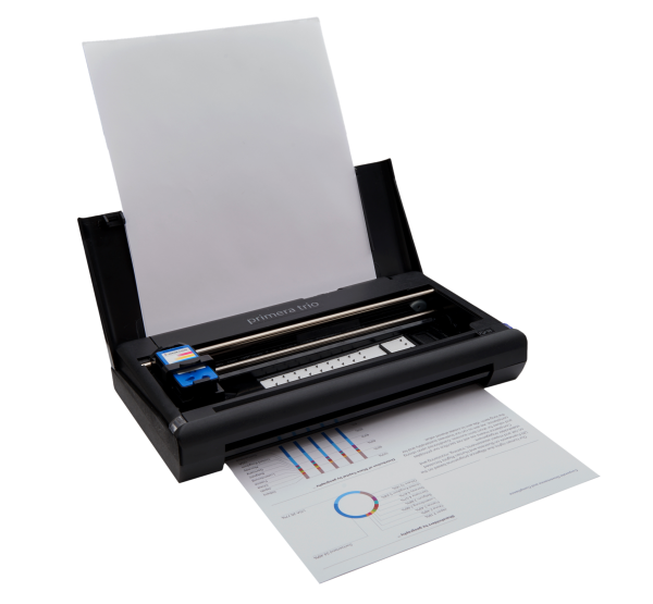 Trio All-in-One Portable Printer, Scanner, Copier