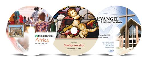 Worship Discs