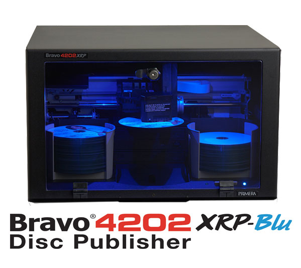 Bravo 4202 XRP Blu Disc Publisher