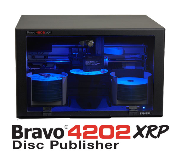Bravo 4202 XRP Disc Publisher