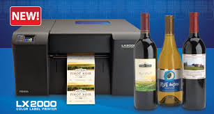 Primera Label Printers Wine Labels