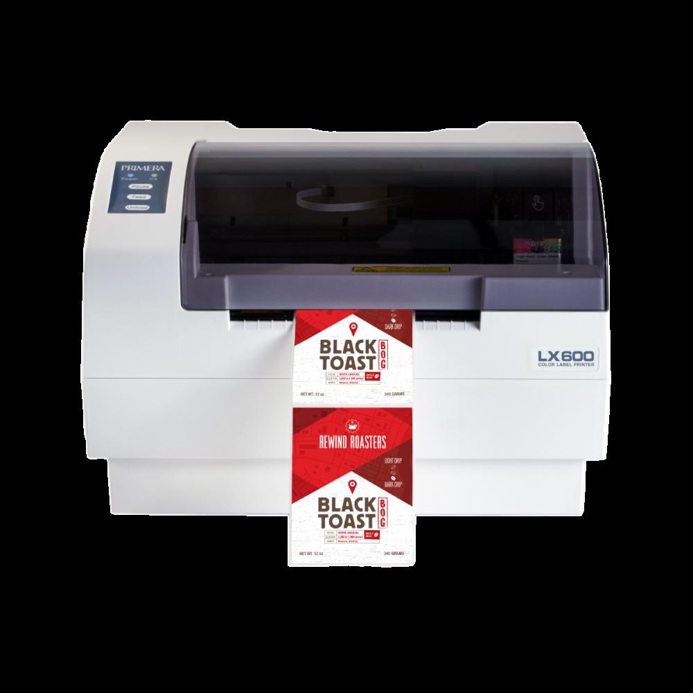 LX600 Color Label Printer