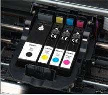 LX900 individual ink tanks